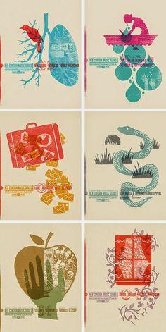 Grabado – danjudgeprints | Diseño Uno – Cátedra Gabriele – FADU – UBA