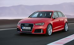 Audi RS3 Euro spec - 367 Horsepower - Car and Driver
