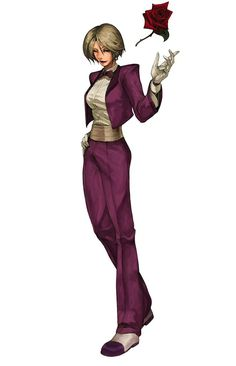 King from The King of Fighters 2001