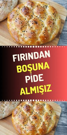 Bread Recipes, Snack Recipes, Dessert Recipes, Cooking Recipes, Snacks, Desserts, Cooking Bread, Iftar, Turkish Recipes