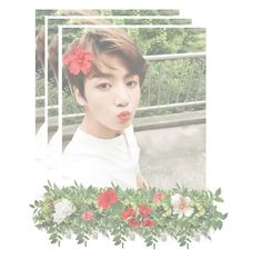 """""""Summer Kookie ~"""" by odesigns ❤ liked on Polyvore featuring art"""