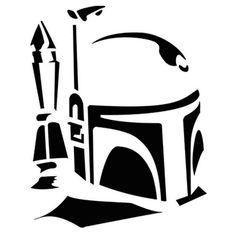 Star Wars Boba Fett 23 Decal Sticker BallzBeatz . com Laptop Decal Stickers, Bumper Stickers, Vinyl Decals, Car Decals, Vehicle Decals, Macbook Decal, Cricut Vinyl, Wall Decal, Wall Stickers