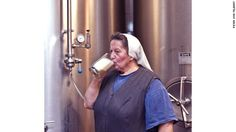 Sister Doris is known for her strong opinions on brewing. She's no fan of Bavaria's favorite weizen beer and doesn't bother to produce it.