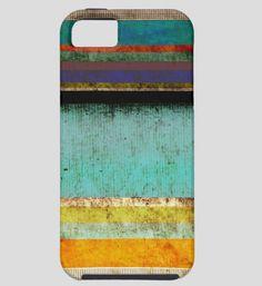 Cute iPhone 5 Case  My Art    Man Handmade Retro by rupydetequila,