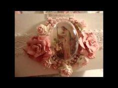 Video # 75. Shabby Chic Grateful Box