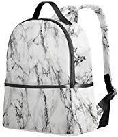 School Backpack, Marble Print Book Bag Bookbag Travel Large Casual Rucksack Daypack for Teenagers Girls Boys Kids White Black: Amazon.co.uk: Luggage Teenagers, Kids Boys, Marble Print, School Backpacks, Fashion Backpack, Amazon, Book, Casual, Girls