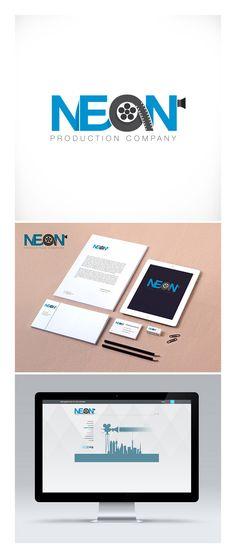 Neon / Corporate Identity Design
