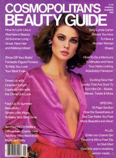 Carol Alt covers  Cosmopolitan Beauty Guide Magazine (Us) Spring Summer 1980