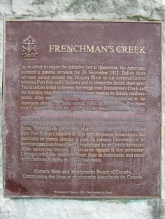 Battle of Frenchman's Creek.    http://discover1812.blogspot.ca/2012/11/the-forgotten-battle-of-frenchmans-creek.html