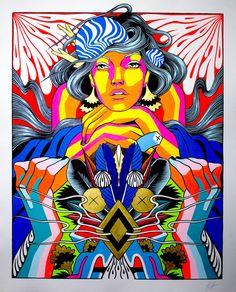 """Artist: Bicicleta Sem Freio's """"This Is Not A Poster"""" at FIFTY24SF."""