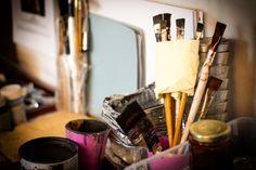 Encaustic ART by Bianca Kiso Encaustic Art, Beautiful, Kunst, Painting Art
