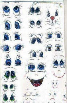 Ojos de M