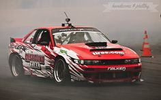 Formula Drift Long Beach 2013