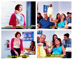 Modern Family. If you tell a Hispanic to wrap something like a burrito it's going to be wrapped up tight! Hahahaha