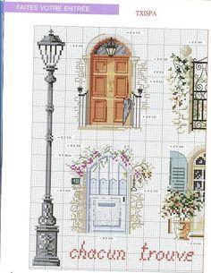 tengo muchos patrones de punto de cruz. (pág. 8) | Aprender manualidades es facilisimo.com