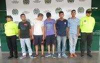 Noticias de Cúcuta: Desarticulada la banda 'La U' integrada por 5 estu...