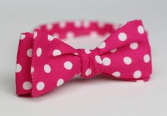 finished self made DIY bow tie project