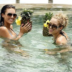 Lauren Conrad and Audrina Patridge headed to Cabo to celebrate Brody Jenner's birthday in August 2008