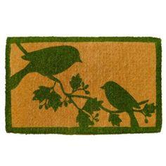 Smith & Hawken Bird Doormat $19.99