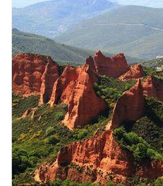 Las Médulas - El Bierzo - Spain