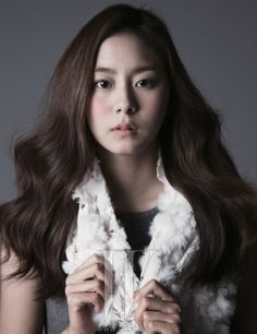 After School's UEE W Korea Magazine November 2010