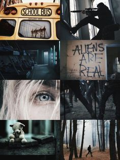 The Fifth Wave aka The Cliche Movie << have you actually read the books? The Fifth Wave Book, The 5th Wave Series, The Last Star, Ya Books, Aesthetic Collage, Book Fandoms, Maze Runner, Book Nerd, Hunger Games