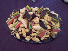 Asssorted Italian cookies