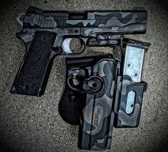 Pistol, holster, clip, Sig Sauer, guns, weapons, self defense, protection, 2nd amendment, America, firearms, munitions #guns #weapons