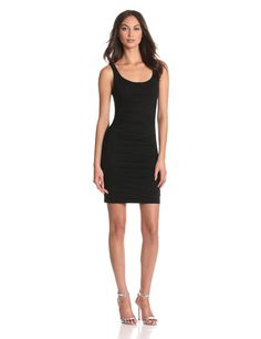 abc635c98b Velvet Womens Melody Ruched Tank Dress Graham