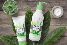 DETAILS A Set of 48 individual hand painted Aloe Vera watercolor elements, included 5 beautiful handpainted cosmetic product illustrations that you can use for Aloe Cream, Textile Prints, Art Prints, Water Packaging, Aloe Vera Gel, Paper Background, Graphic Illustration, Packaging Design, Pattern Design