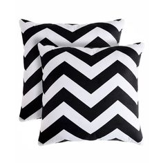 Pegasus Home Fashions Rockford Zig Zag Throw Pillow