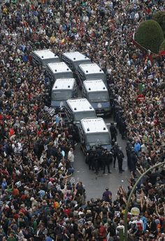 Power to the people #spain #OccupyCongress