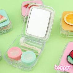 Kawaii Fruity Contact Lens Case