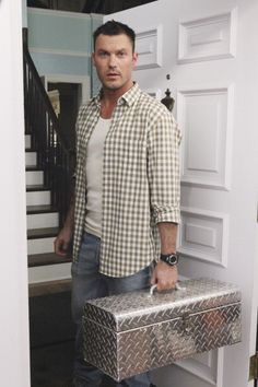Brian Austin Green ~ Desperate Housewives ~ Episode Stills ~ Season 7, Episode 4: The Thing That Counts Is What's Inside #amusementphile