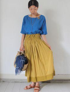 [Envelope online shop] Tania[100% COTON BIOLOGIQUE] Lisette