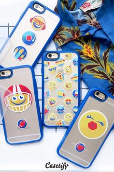 Introducing the #PepsiMoji iPhone 6/6S phone case collection. #SayItWithPepsi Which one is your favorite?   @casetify