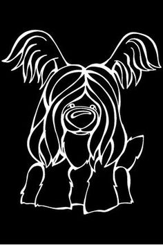 Do you love your Skye Terrier? Then a dog decal from Decal Dogs is what you need to celebrate your best friend. Every Dog Has Its Decal! The decal measures 4 in. x 6 in. and can be applied to most smo