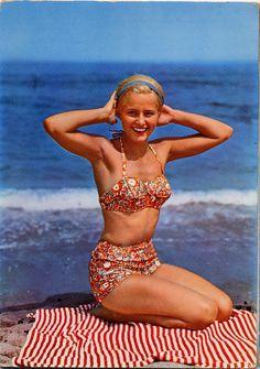 1960s bathing suit - Google Search