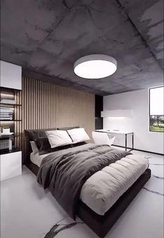 Hotel Room Design, Room Design Bedroom, Master Bedroom Interior, Modern Master Bedroom, Master Bedrooms, Bathroom Interior, Modern Luxury Bedroom, Luxury Bedroom Furniture, Modern Bedroom Design
