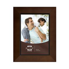 Prinz 4-Inch by 5-Inch Dakota Dark Walnut Wood Frame ** Learn more by visiting the image link. (This is an affiliate link and I receive a commission for the sales)