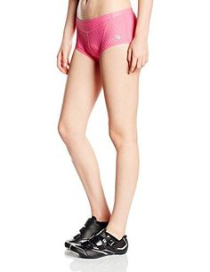 Hot Sold Pratical Pink New Women 3D Padded Bicycle Cycling Underwear Shorts US
