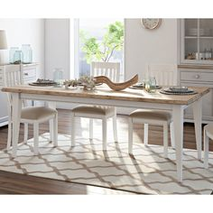 Found it at Wayfair.co.uk - Bellemoor Extendable Dining Table