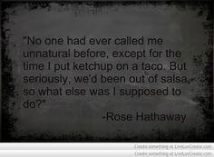 Vampire Academy ~Rose Hathaway about Dimitri Vampire Academy Rose, Vampire Academy Books, Rose Hathaway, Adrian Ivashkov, Dimitri Belikov, Books To Read, Good Books, Ya Books, Favorite Book Quotes