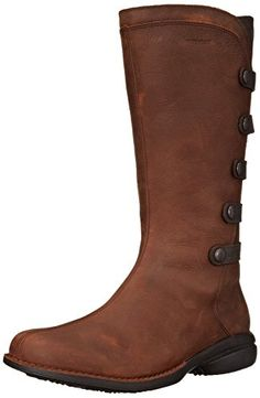 Merrell Womens Captiva Launch 2 Waterproof Boot Copper Mountain 8 M US ** Click on the image for additional details.