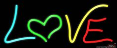 Love Real Neon Glass Tube Neon Sign,Affordable and durable,Made in USA,if you want to get it ,please click the visit button or go to my website,you can get everything neon from us. based in CA USA, free shipping and 1 year warranty , 24/7 service