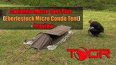 Carinthia Micro Tent Plus (Eberlestock Micro Condo Tent) - Preview