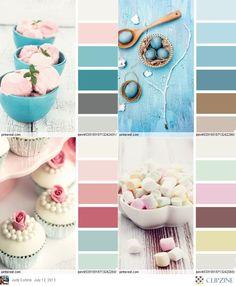 Color Palette - Paint Inspiration- Paint Colors- Paint Palette- Color- Design Inspiration