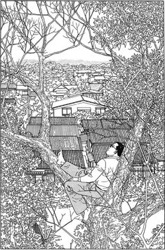 Comics&Cola: Jiro Taniguchi's The Walking Man, 'ma,' and the deliberation of the active nothing