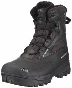 SALOMON Toundra mid WP 100996 - Zapatillas de deporte de nailon para hombre: Amazon.es: Zapatos y complementos