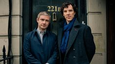 Sherlock returns for one-off special AND Series 4